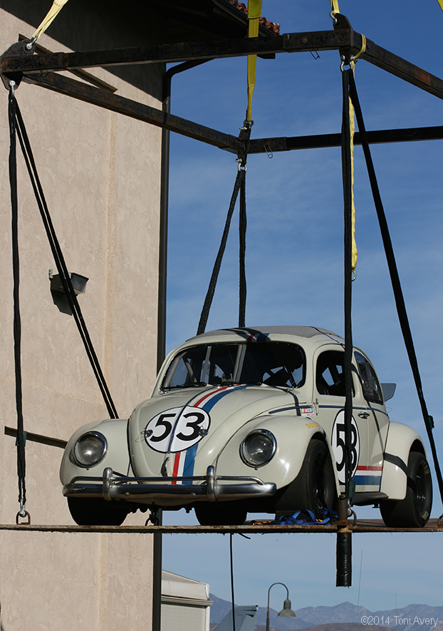 Petersen Museum Hollywood Cars Move to the Reagan Library
