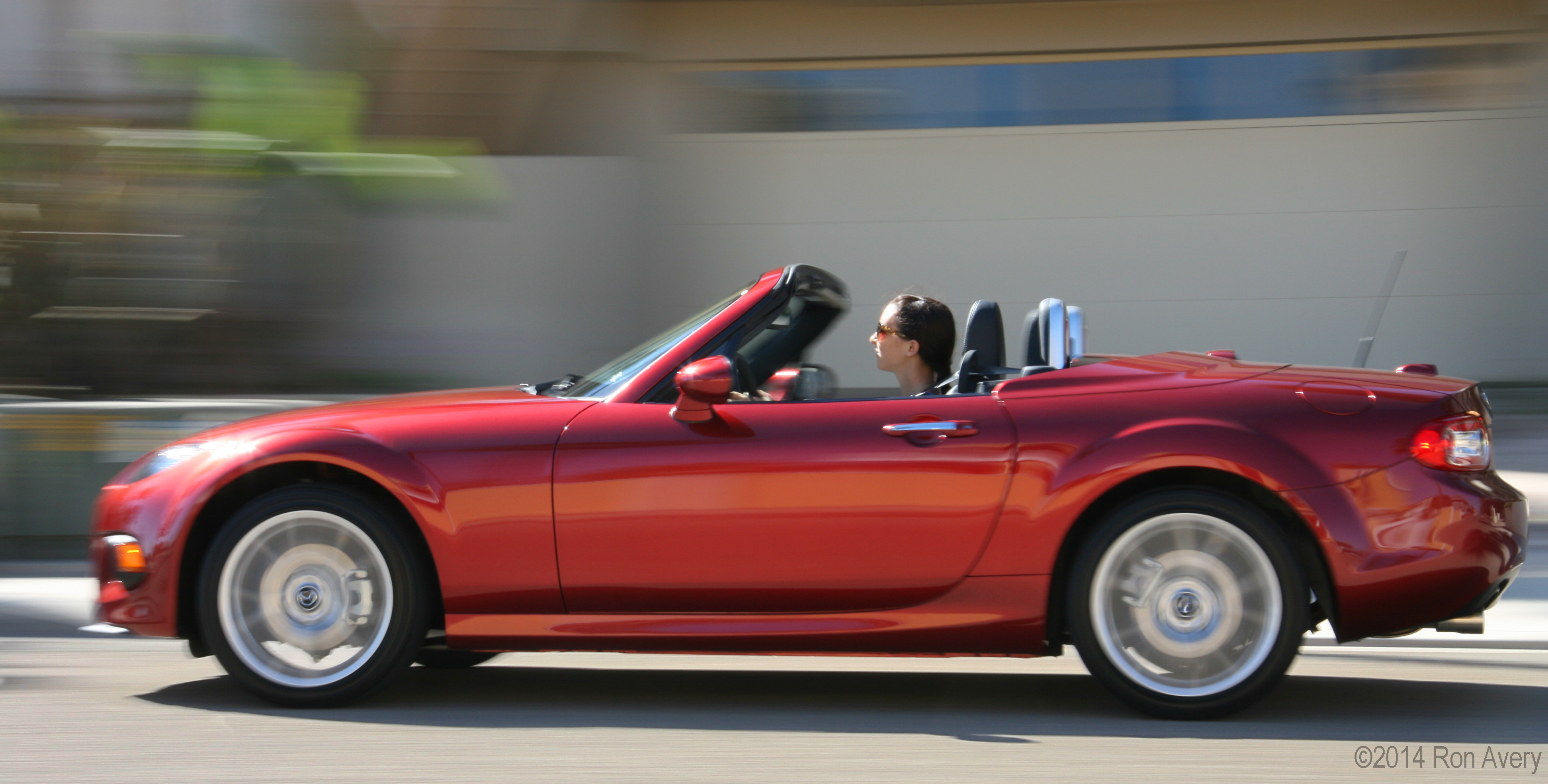 2015 Mazda MX-5 Miata Grand Touring: The Mulholland Highway Test