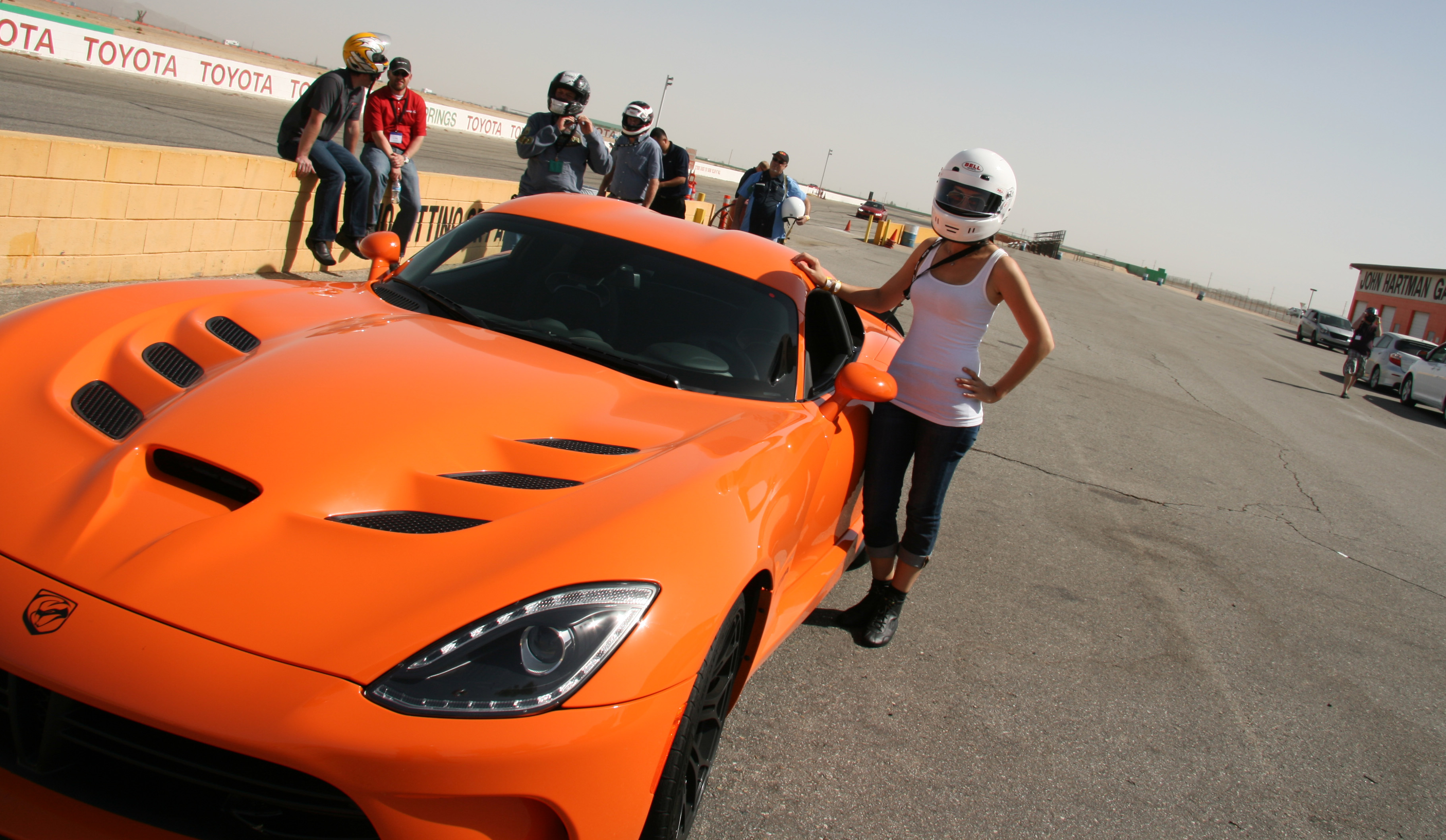 #MPGtrackdays Track Driving: Viper TA vs. Jaguar V6 S Coupe – Competing for the top spot