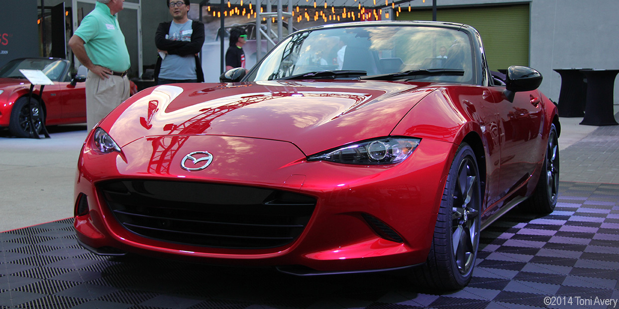 2016 Mazda MX-5 Miata Design Walk Around with Derek Jenkins