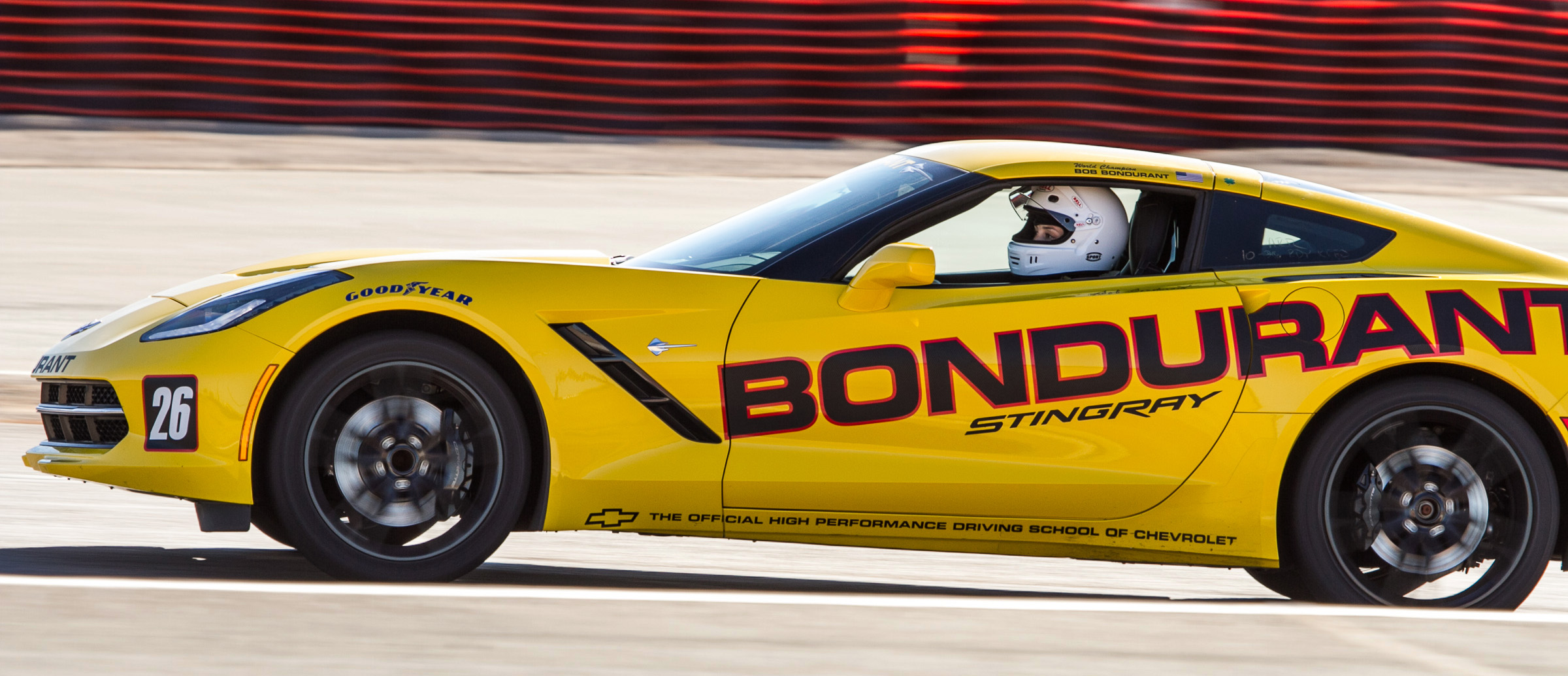 Corvette Stingray Two-Day Advanced Road Racing Course