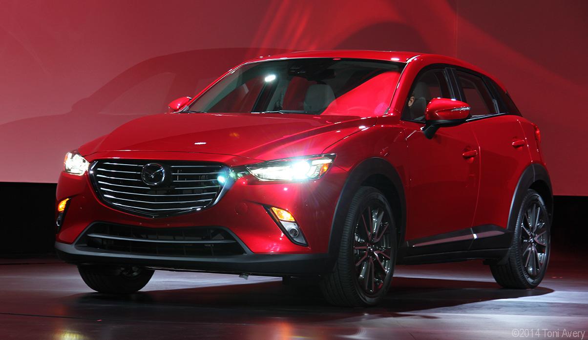 LA Auto Show 2014: Mazda