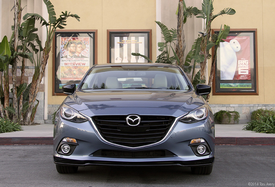 2015 Mazda3 S Grand Touring 5-Door Review