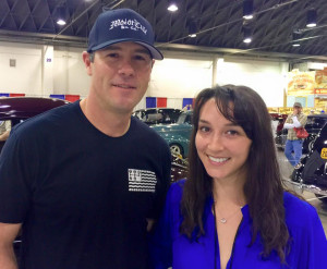 Chris Jacobs from Overhaulin