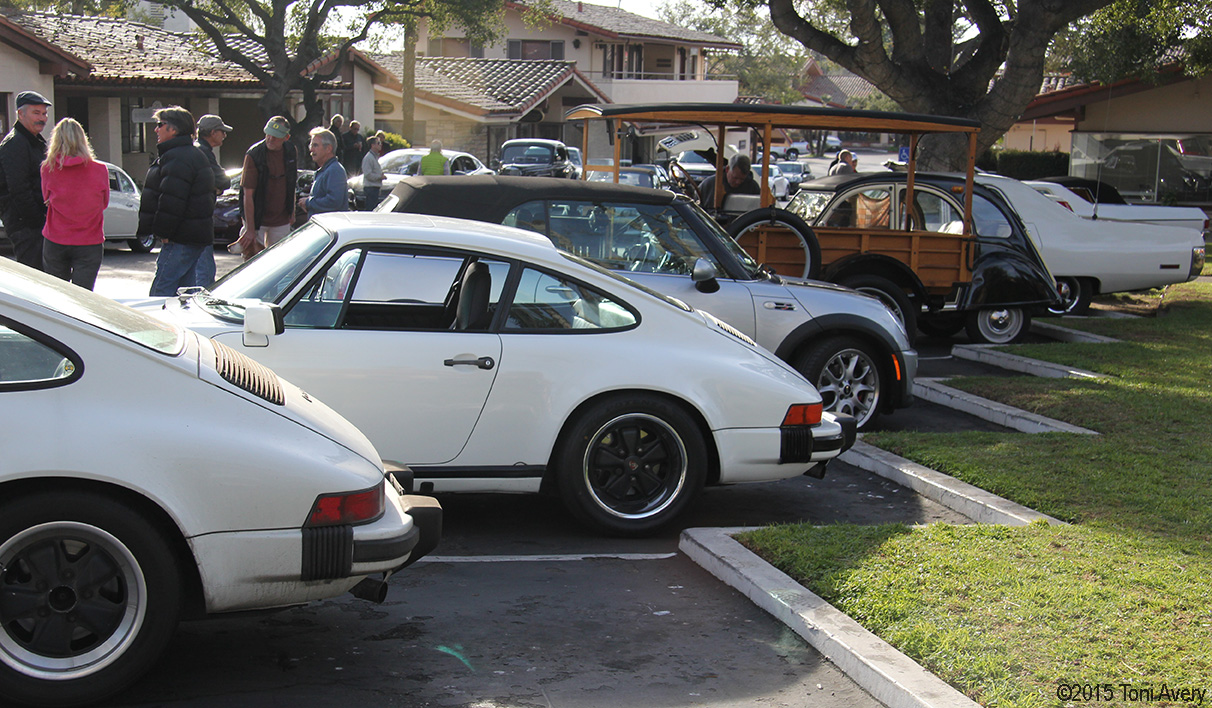 Santa Barbara Cars & Coffee