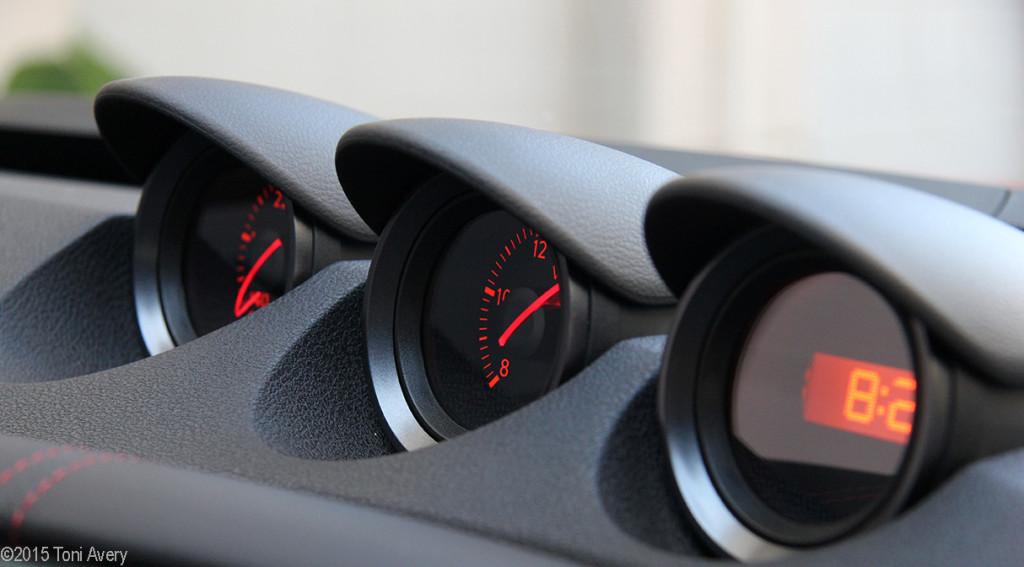 370Z NISMO gauges 2