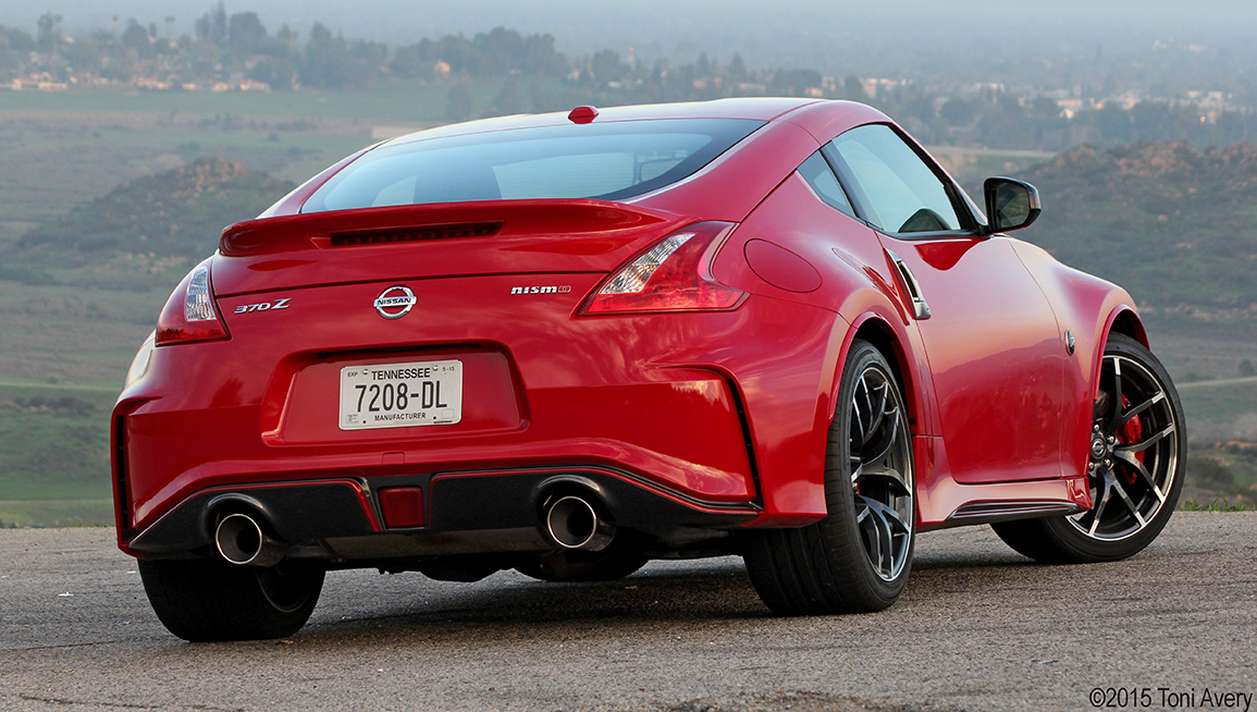 2015 Nissan 370Z NISMO Tech Review