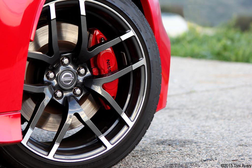 370Z NISMO wheel