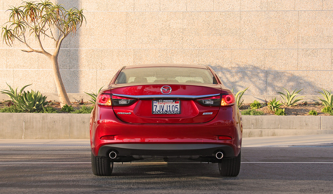 2016 Mazda6 i Touring Review