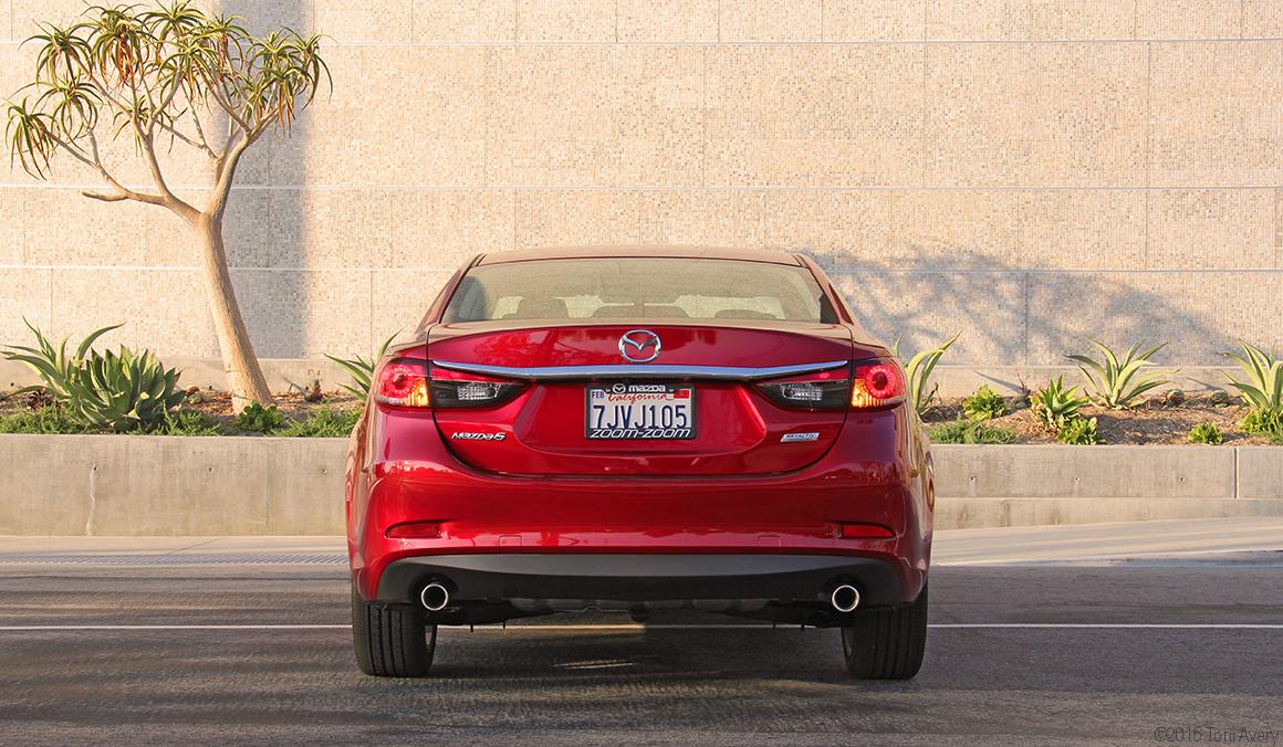 2016 Mazda6 i Touring Review