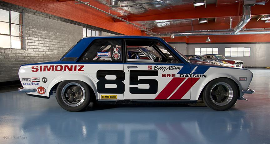 Datsun 510 Side
