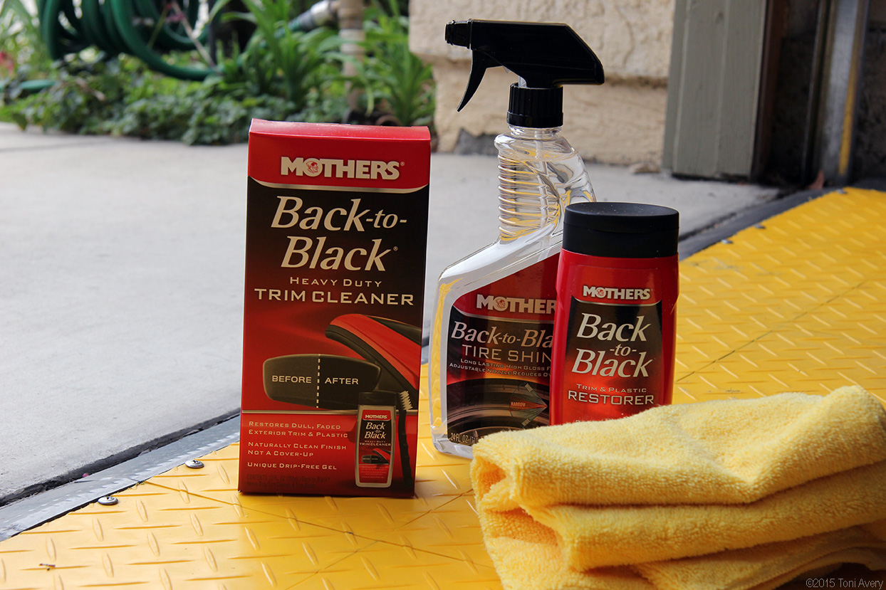 Mothers New Product Review: Back-to-Black
