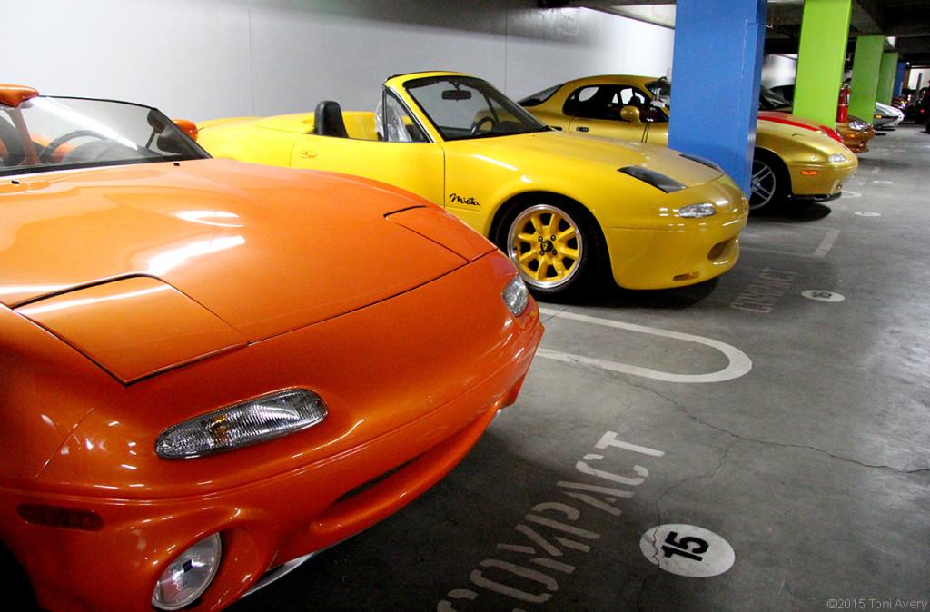 Mazda vault Miata lineup