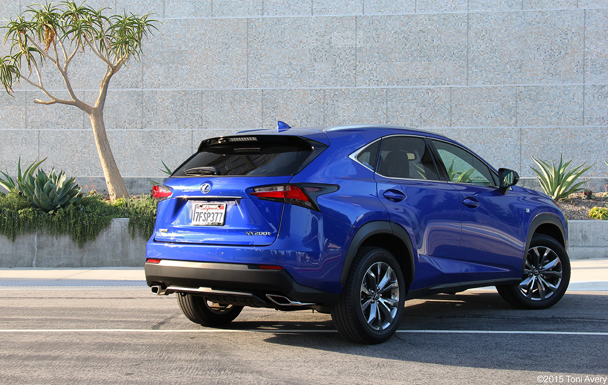 Girlsdrivefasttoo 2015 Lexus Nx 200t F Sport Review