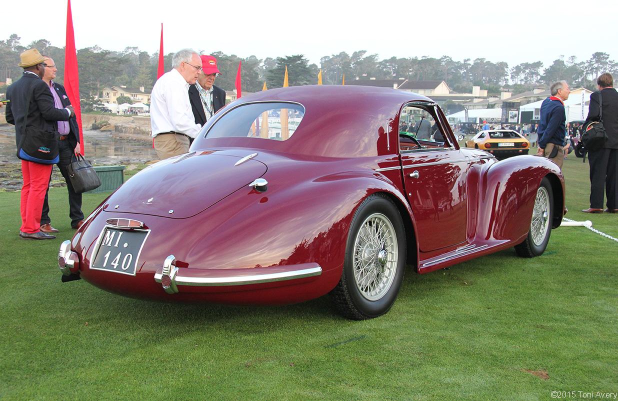Girlsdrivefasttoo 8 16 15 Pebble Beach Ca 1939 Alfa