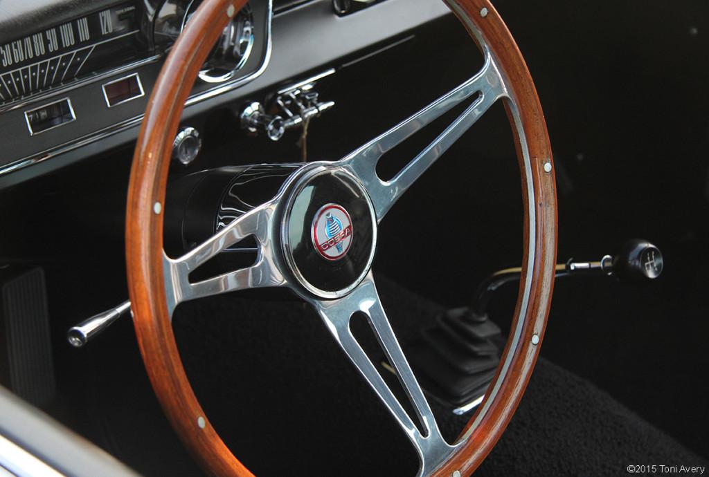 8-16-15 Pebble Beach, CA 1965 Shelby GT350