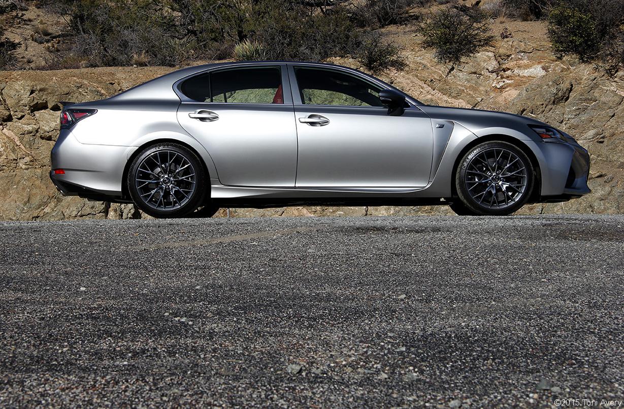 Rancho Mirage, CA 2015 Lexus Press Trip GS F