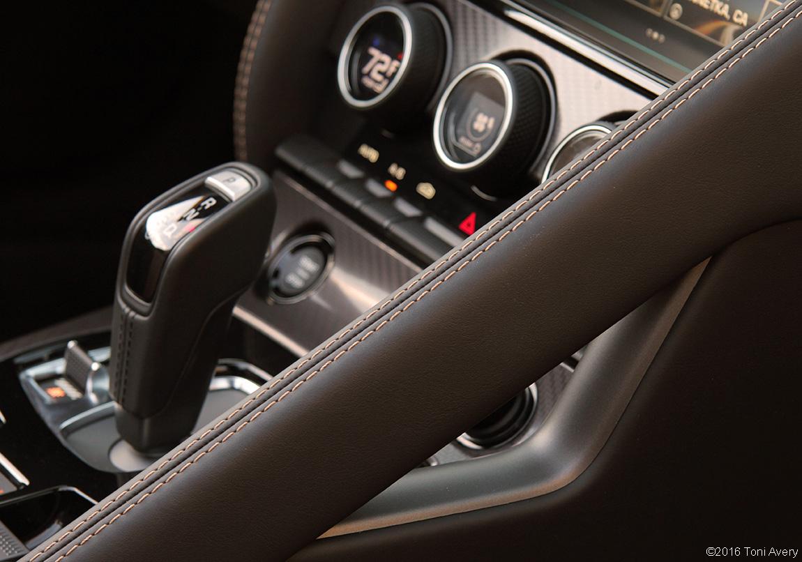 2016 Jaguar F-Type R Convertible AWD 1-30-16