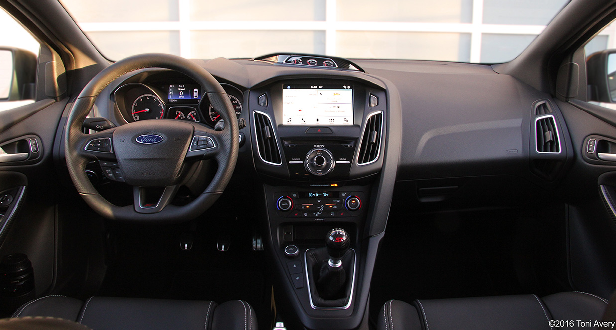 ... 663 In 2016 Ford Focus ST Review