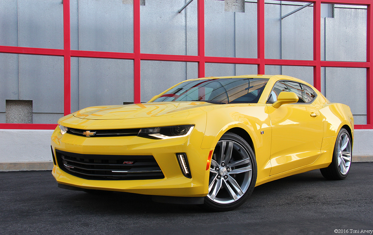 girlsdrivefasttoo 2016 chevrolet camaro rs v6 review. Black Bedroom Furniture Sets. Home Design Ideas
