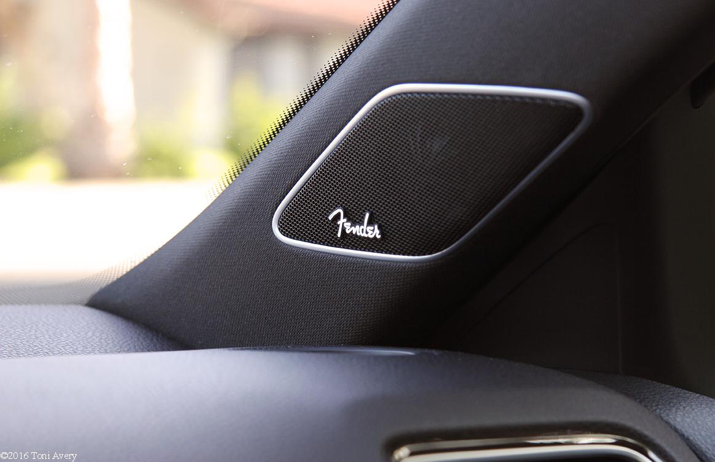 2016 Volkswagen Jetta GLI SE Fender stereo