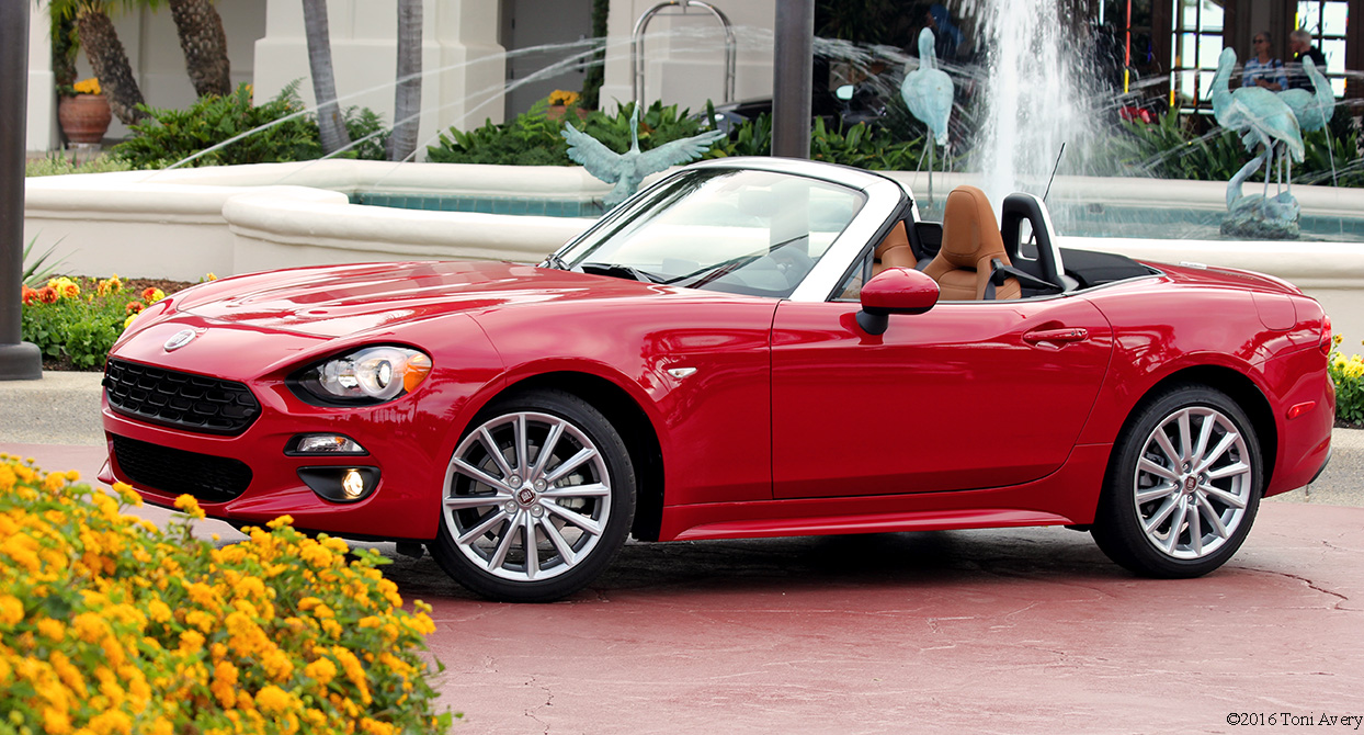 girlsdrivefasttoo 2017 fiat 124 spider first drive. Black Bedroom Furniture Sets. Home Design Ideas