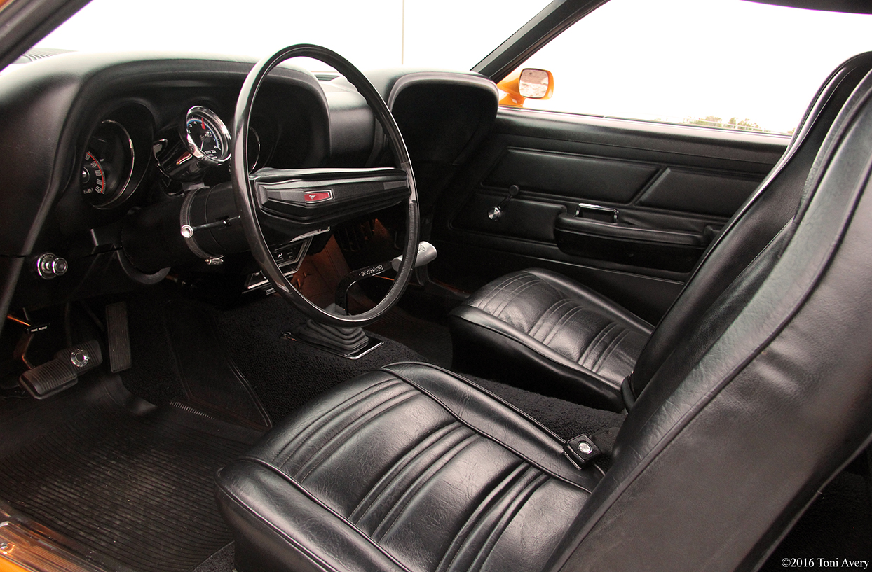 Girlsdrivefasttoo 1970 ford mustang boss 302 - Interior ford mustang ...