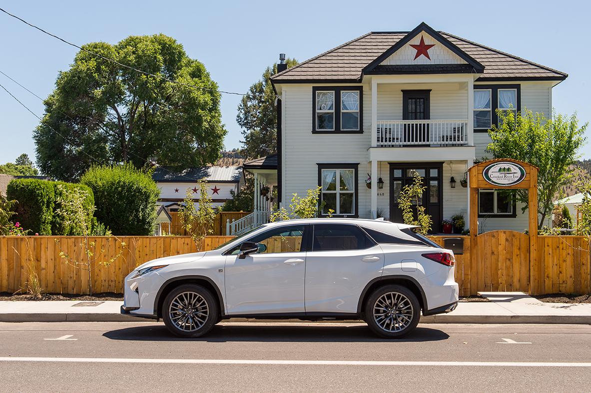 Lexus and the Inn