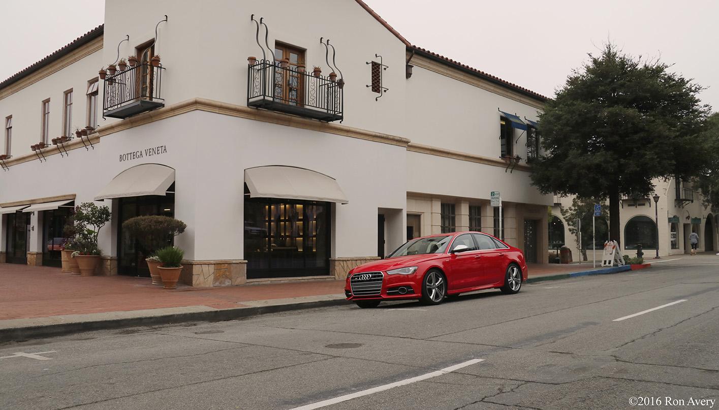 2016 Audi S6 Ocean Avenue