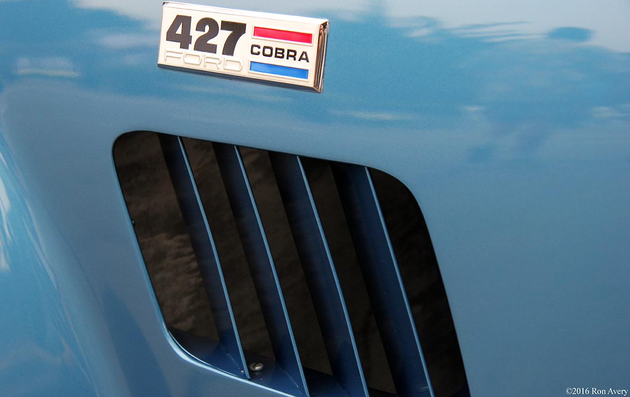 Fields Chrysler Jeep Dodge Ram >> Cconours on the Avenue 1966 Shelby Cobra 427 side vents ...