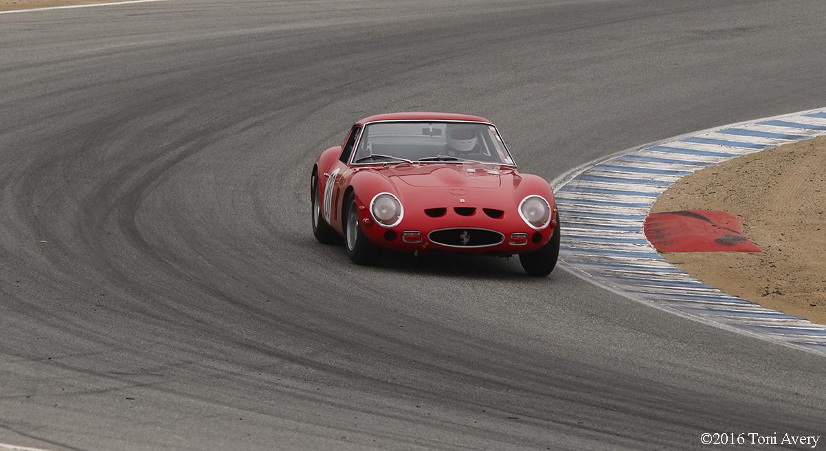 Rolex Monterey Motorsports Reunion Ferrari 250GTO