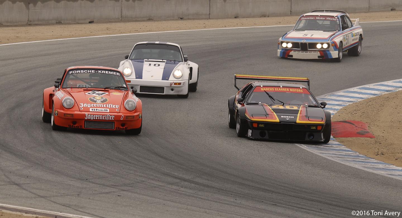Rolex Monterey Motorsports Reunion Monterey Car Week 8-18-16