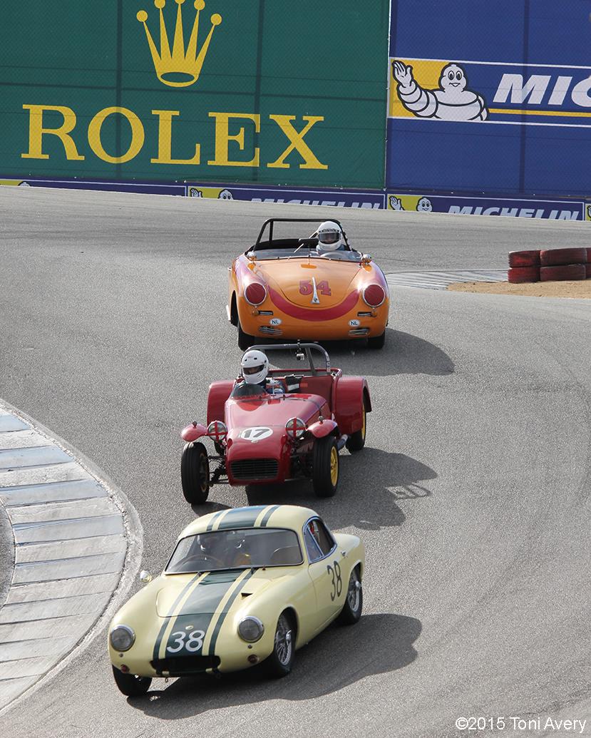 8-15-15 Laguna Seca Raceway, Salinas CAGroup 2A