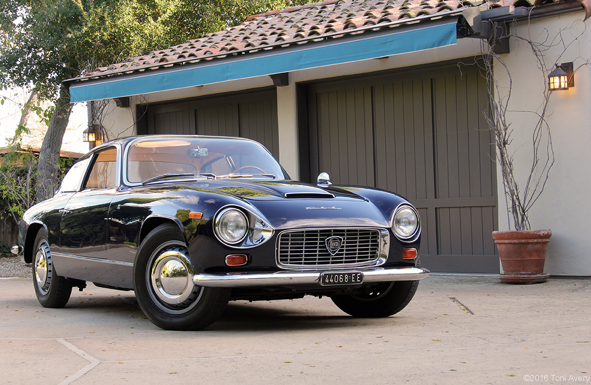 1967 Lancia Flaminia Super Sport Body by Zagato