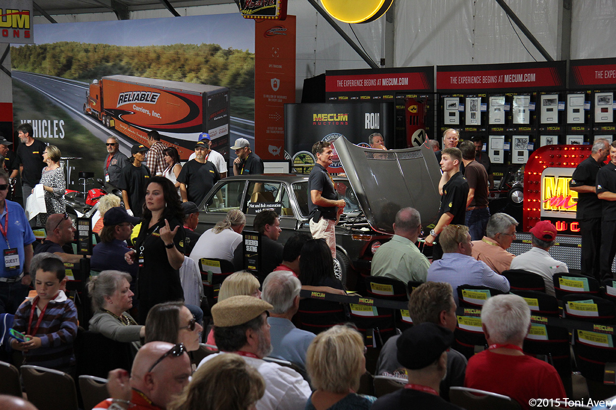 2015 Mecum Auctions Top 10 Picks, Monterey Car Week