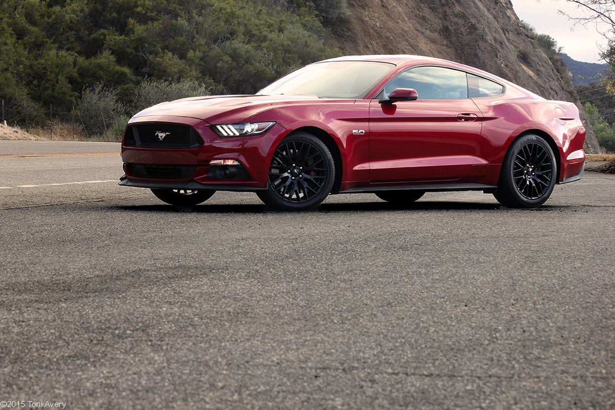 2015 Ford Mustang GT Coupe Premium Review