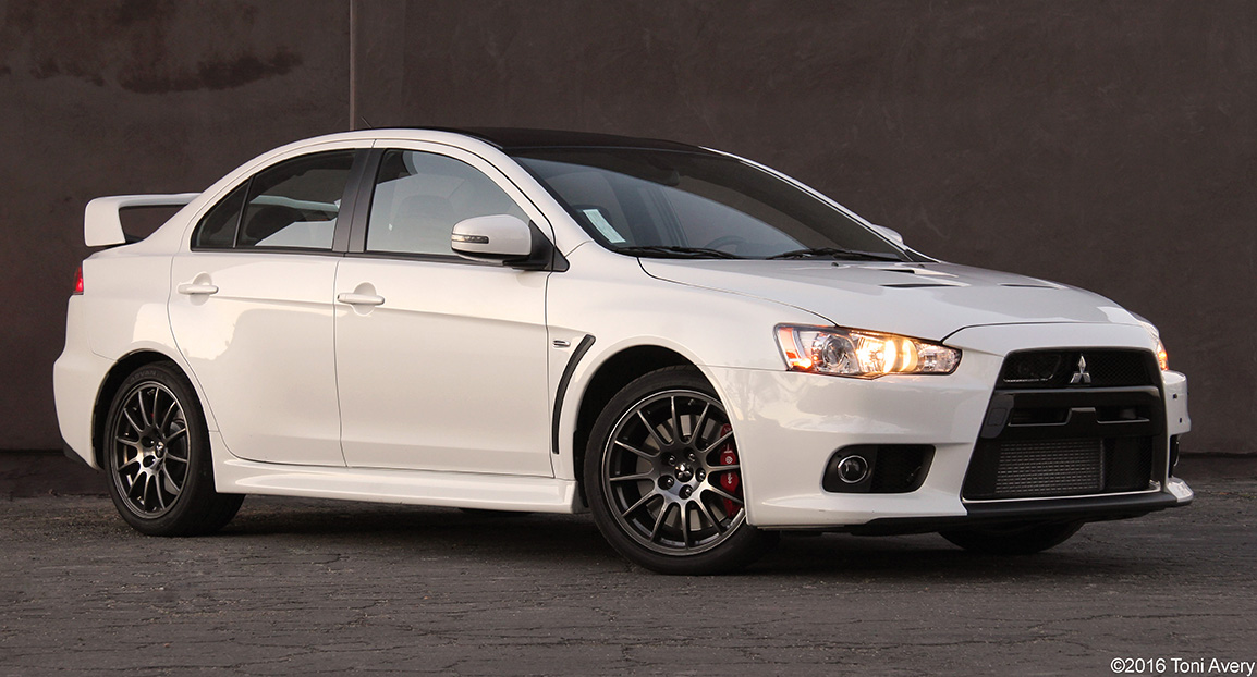 "2015 Mitsubishi Lancer Evolution ""EVO"" Final Edition Review"