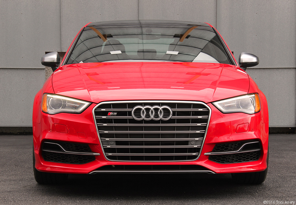 2016 Audi S3 Review