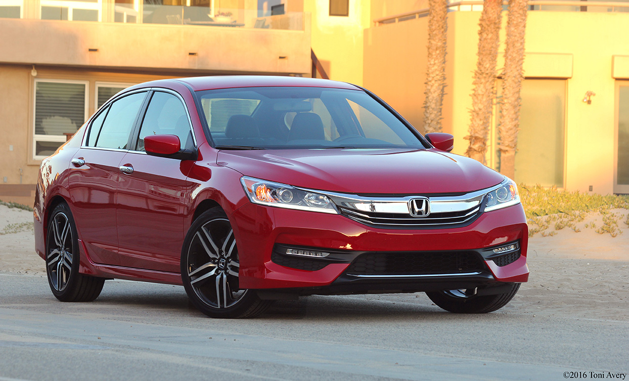 2016 Honda Accord 4-Door Sport Review