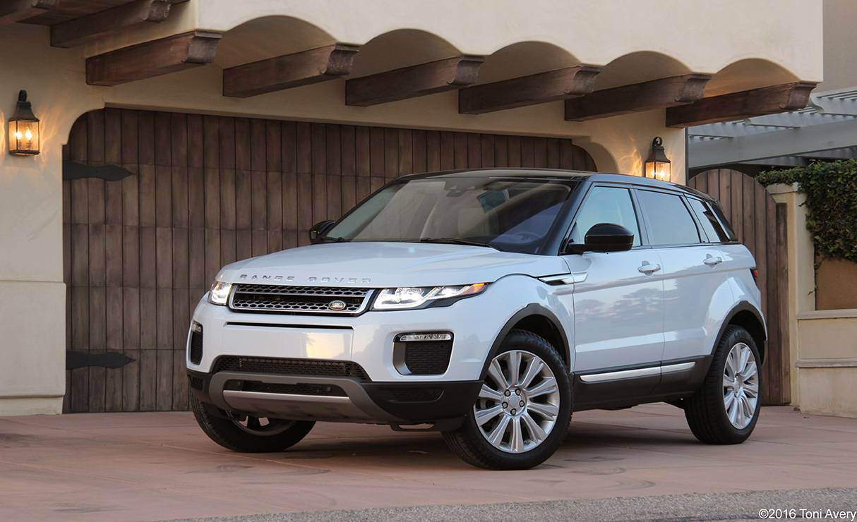 2016 Land Rover Range Rover Evoque HSE Review