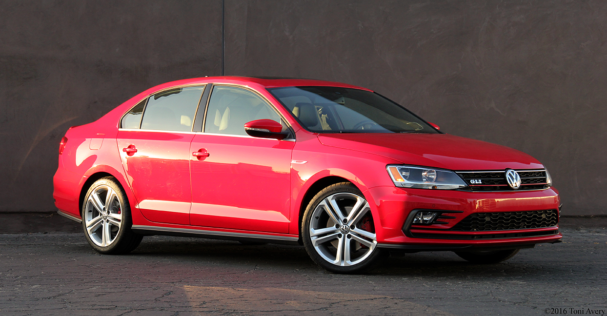 2016 Volkswagen Jetta GLI Review