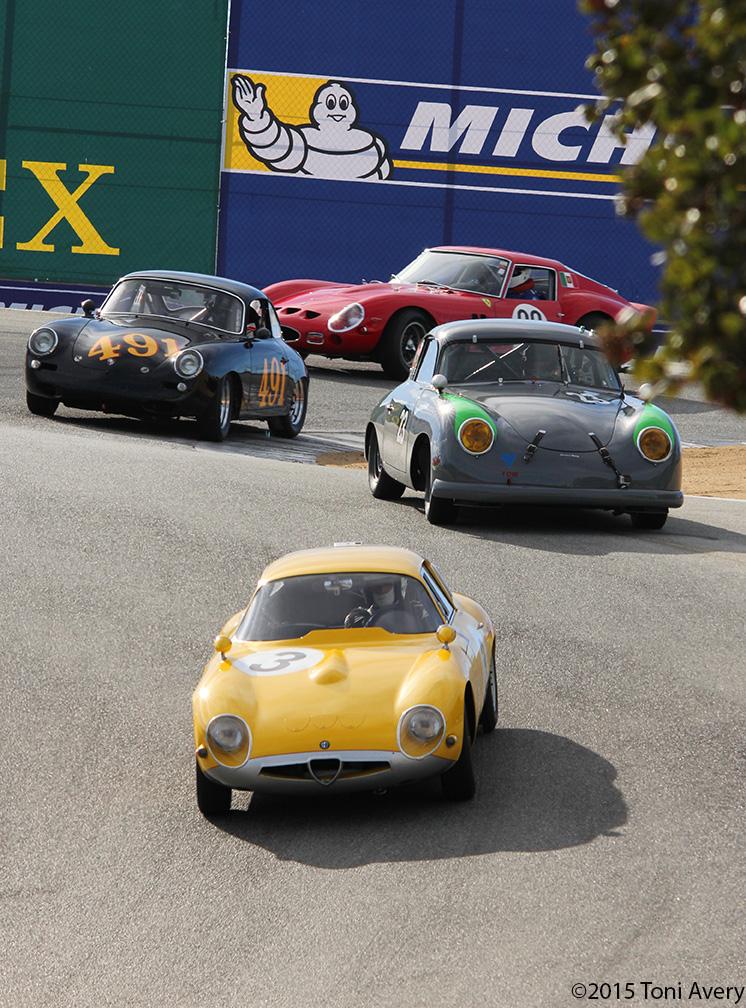 Rolex Monterey Motorsports Reunion, Monterey Car Week 2015