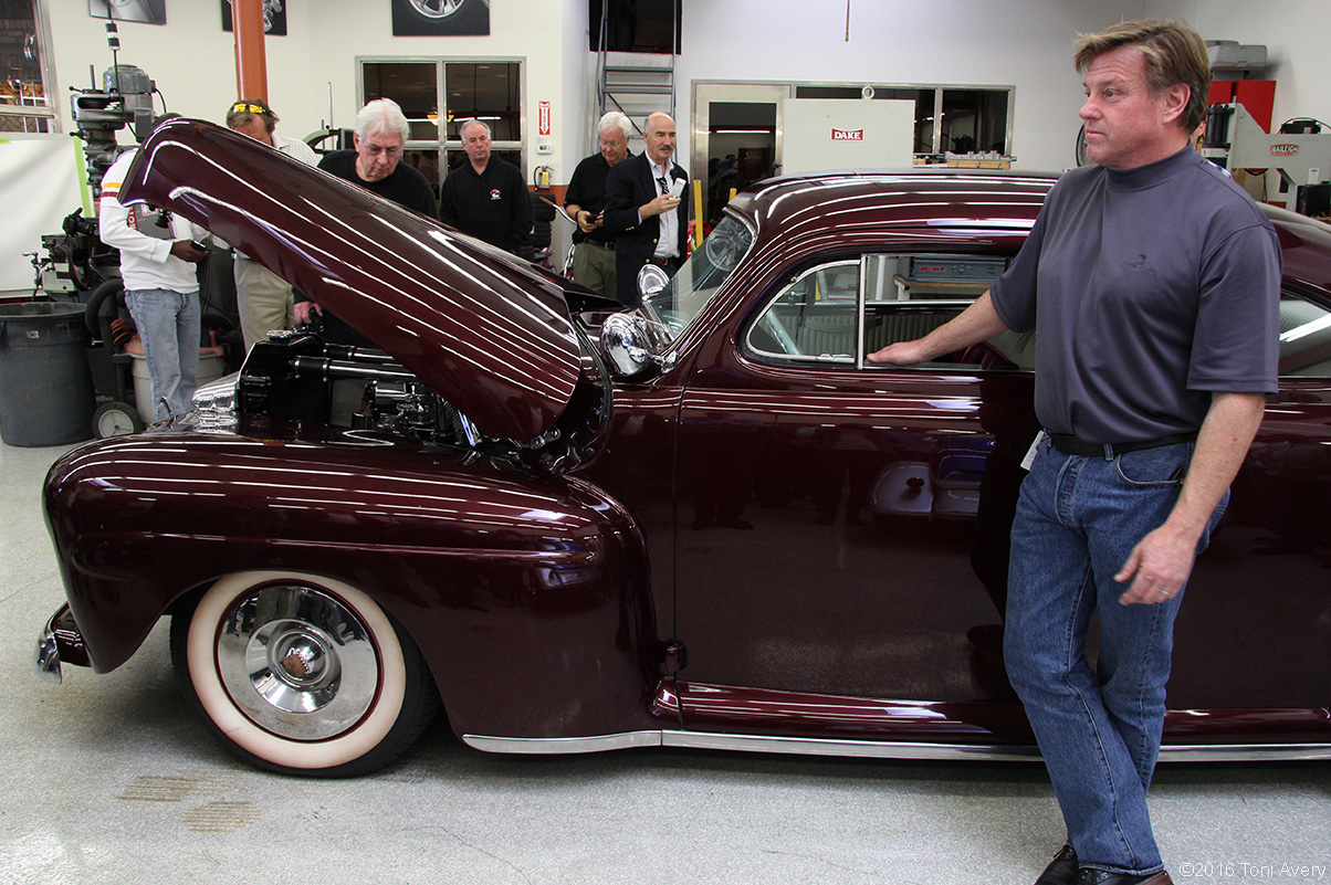 Behind The Scenes of Foose Design