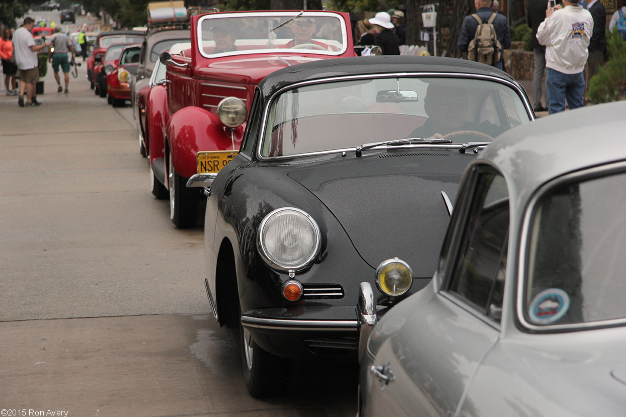 2015 Concours on the Avenue, Monterey Car Week