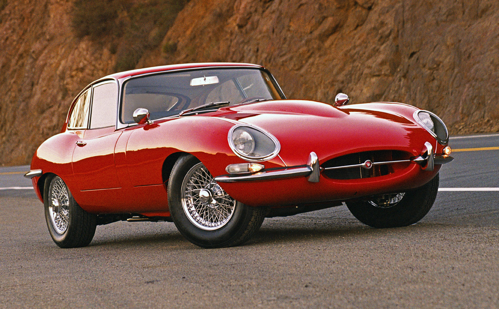 1965 Jaguar E-Type Series 1 Coupe