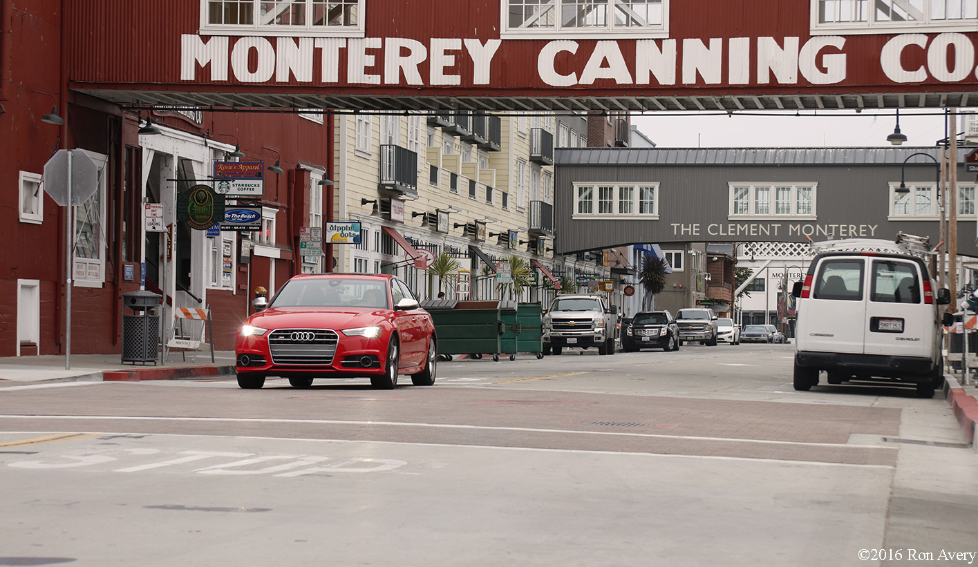 2016 Audi S6, Monterey Car Week