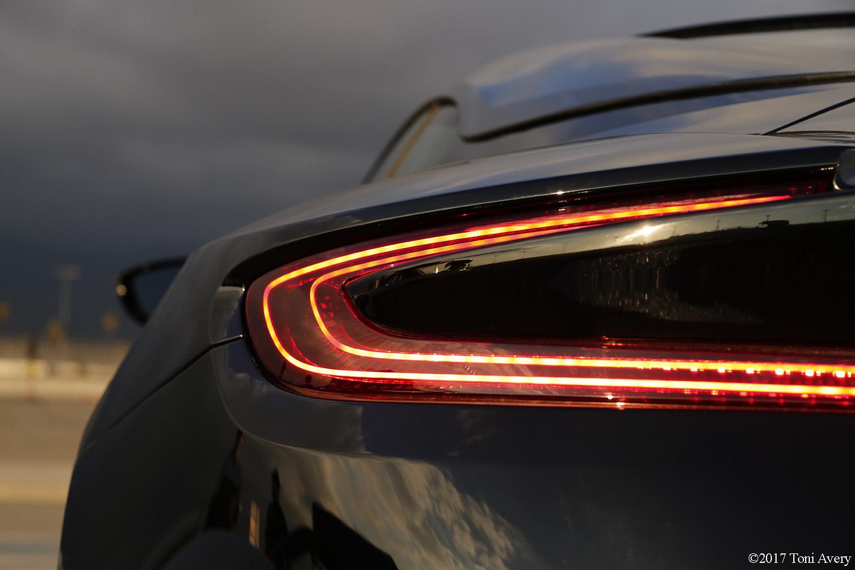 2017 Aston Martin Db11 Taillight Girlsdrivefasttoo