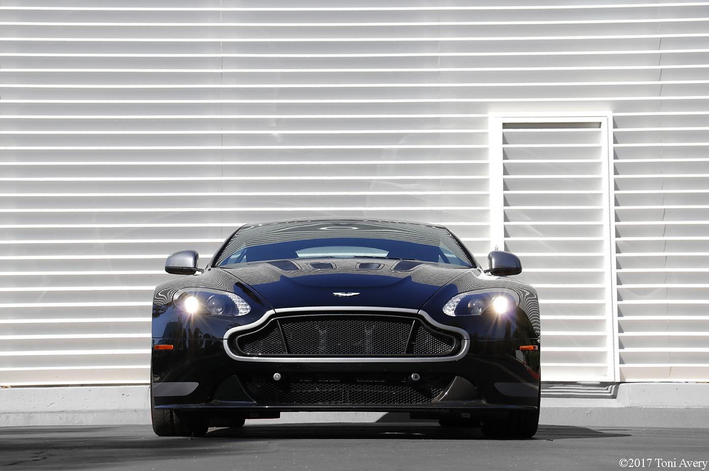 2017 Aston Martin V12 Vantage S Review