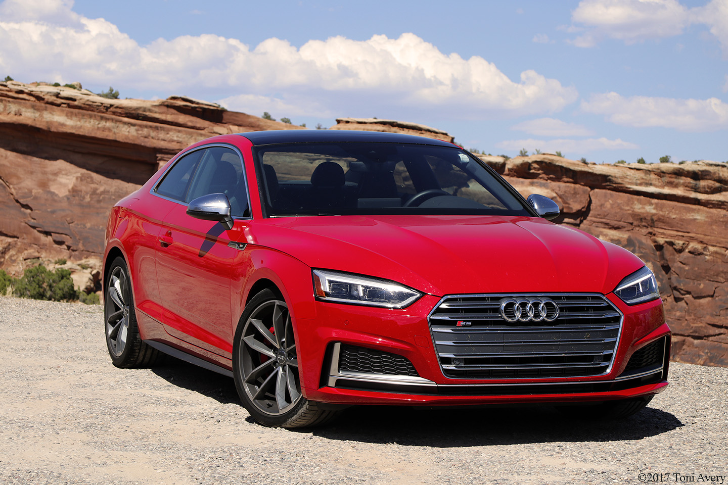 2018 Audi S5: Road trip to Colorado