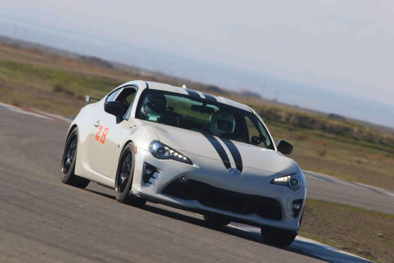 Buttonwillow Track Day 1